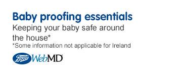 Baby Proofing Essentials