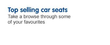 Top Selling Car Seats