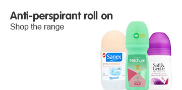 Anti Perspirant Roll on