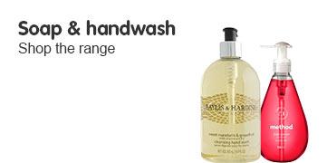 saop and handwash