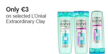 Only 3 Euros on selected Extraordinary Clay