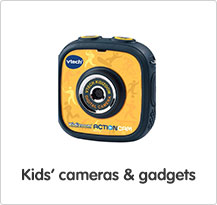 Kids cameras and gadgets