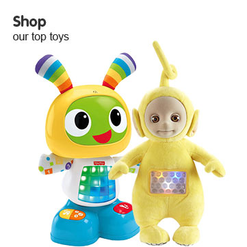 Shop our Top Toys